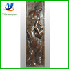 Naked lady bronze relief sculpture