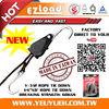 "3/8"" Adjustable Light Yoyo Hydroponic Hanger & Kayak Wire Tie Down,Rope Ratchet"