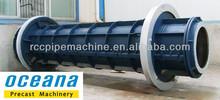 Centrifuges machine de tuyaux en beton, molds for concrete pipe