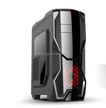 lowest cost newest gaming atx computer cabinet/desktop gaming pc cabinet/computer pc gaming cabinet