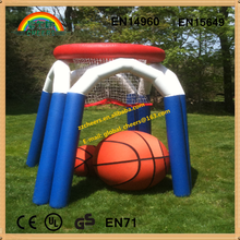 Most popular inflatable basketball hoop for sale