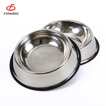stainless steel dog water and food bowl sets