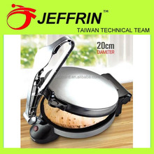 2015 Hot product 8 inch automatic roti tortilla maker for home