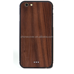 New Coming Real Wood Bamboo Cell Phone Case For iphone6