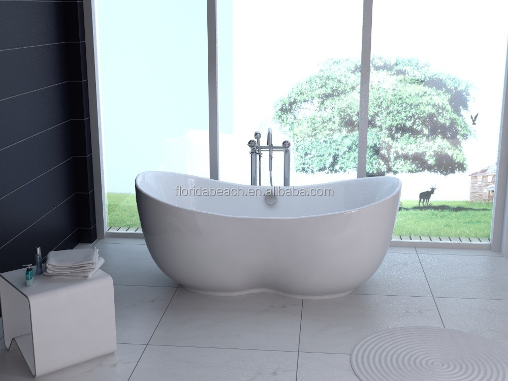 Cheap freestanding bath tub with best price buy for Cheap free standing tubs