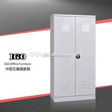 IGO modern steel cupboards with five doors