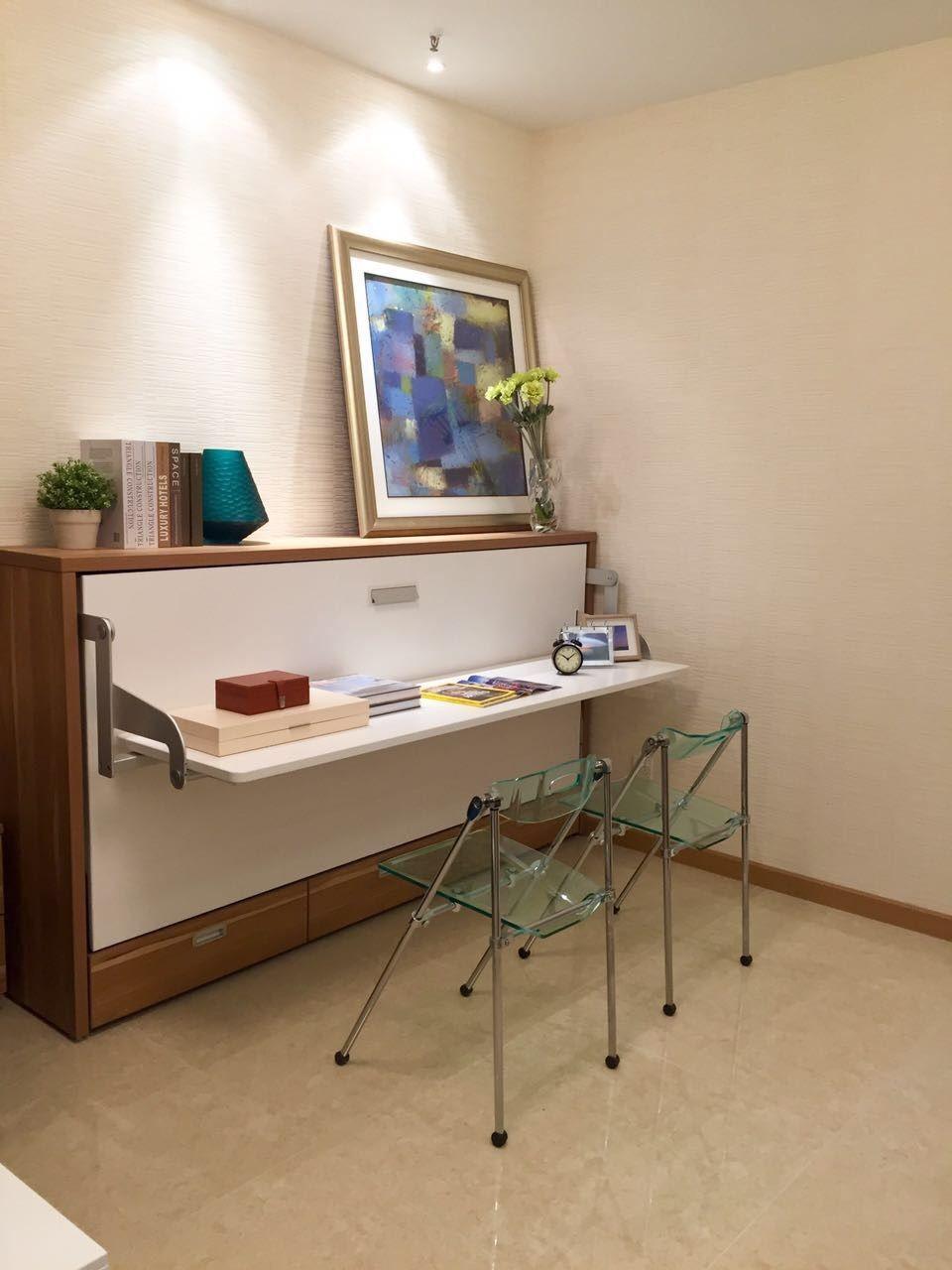 2016 nieuwe ontwerp moderne transformable meubels wandmontage bed ...