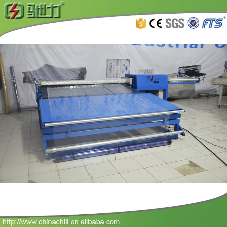 Semi Automatic Roll Mattress Packing Machine Used Mattress