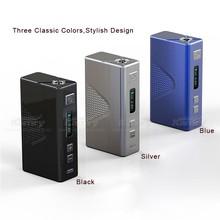 Kamry 30W V2 e cigarette box mod variable watt 7-30W Magnetic back cover for replacing battery