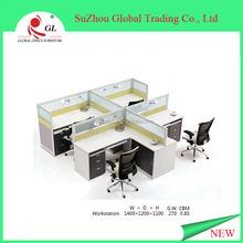 Modern Modular House Furniture Wood Computer Desk