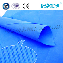 Green SMMS Nonwoven Fabric Manufacturer