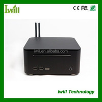 Ultra low power mini pc with Intel 1037U dual core CPU
