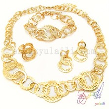 18 karat gold plated jewellery fashion bridal jewelry sets guangzhou jewelry sets wholesale