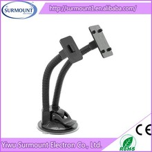 360 degree rotation clip fly car holder support Dual main units car universal holder for GPS PDA MP3