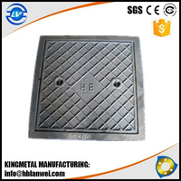 Alibaba Trade Assurance Cast Iron Manhole Covers