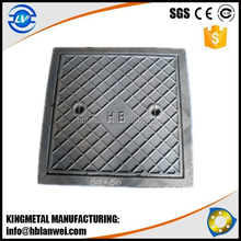 Alibaba Trade Assurance Cast Iron Manhole Covers