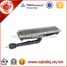 Powder coat infrared gas burner HD162