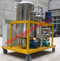 fire-resistant hydraulic oil fluids polishing Equipment, oil purifiers Phosphate ester removal