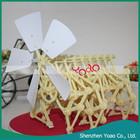 Atacado eólico andar Mini Strandbeest 3D Puzzle brinquedo DIY