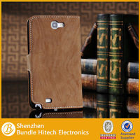 For Note 2 N7100 Protective Flip Cell Phone Cover