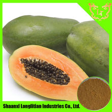 100% natural pharmaceuticals/health products/Papaya Extract/TLC/10:1