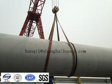 jis stpg370/DIN1629 st 52 600 diameter drainage pipe steel pipe