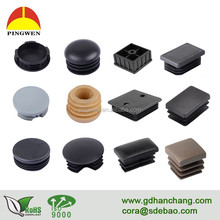 Factory supply high quality plastic tube end cap/pipe plug/tube insert