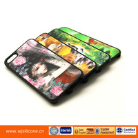 water transfer printing cell phone case,custom case available