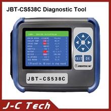 2015 Original Auto Scanner JBT CS538C built in printer for India cars support update online