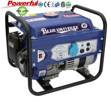 hot sale! portable gasoline power generator AC Single Phase Output Type 1kw Gasoline generators