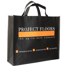 Custom Reusable PP Paper Plastic Shopping Bag