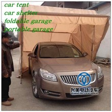 folding car tent