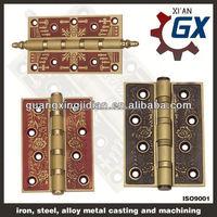 High quality silent long life brass hinge rings