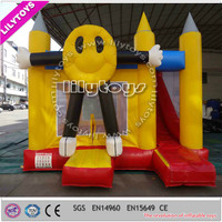 inflatable combo /inflaatble jumping castle for sale