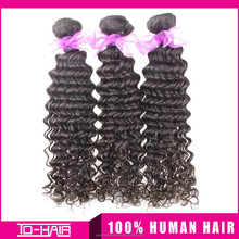 wet and smooth human brazilian hair