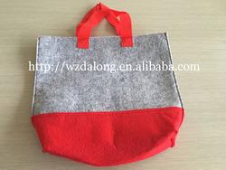 New style wholesale wool Felt laptop bag
