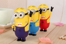 5000 mAh Small yellow people cartoon mobile power Despicable me mobile power