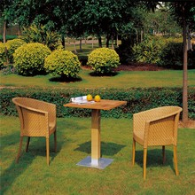 Country Style Chat Relax Recyclable Anti-slip Durable Garden Leisure Furniture