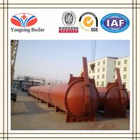 Autoclaved Aerated Concrete Wholesale Autoclave Machine