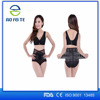Medical breathable slimming lower back support belt