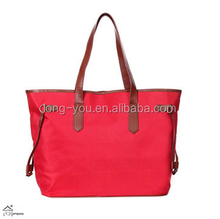 Polyester mummy diaper bags recycled mummy bags