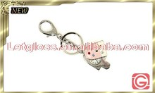 Small order zinc alloy Ice bar removable novelty keyring watch