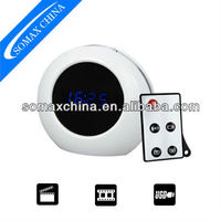Multifunction New Clock Camera With Remote Control,1280*960