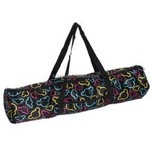 2015 de la alta calidad de Nylon barato impermeable Yoga Pilates Mat bolsas mochila