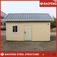 easy to assemble quakeproof shipping container guest house
