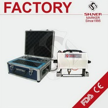 2014 china best products made in china pneumatic/gas marking machine moto parts