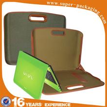 Wholesale custom light waterproof EVA 17 inch laptop bag for notebook