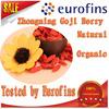 2015 hot sales bulk ningxia organic raw goji berries for goji berry juice