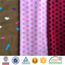 wide width 240cm poly velour fabric