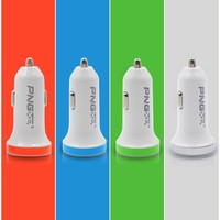 wholesale quality best selling promotional portable usb car charger for mobile phone